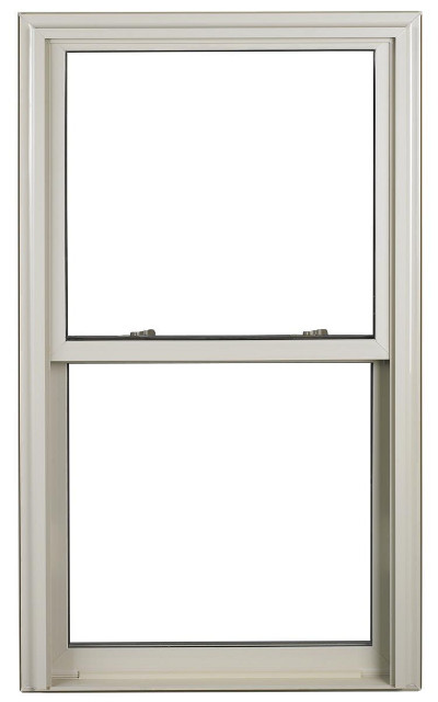Exterior View   White   No Glass Dividers